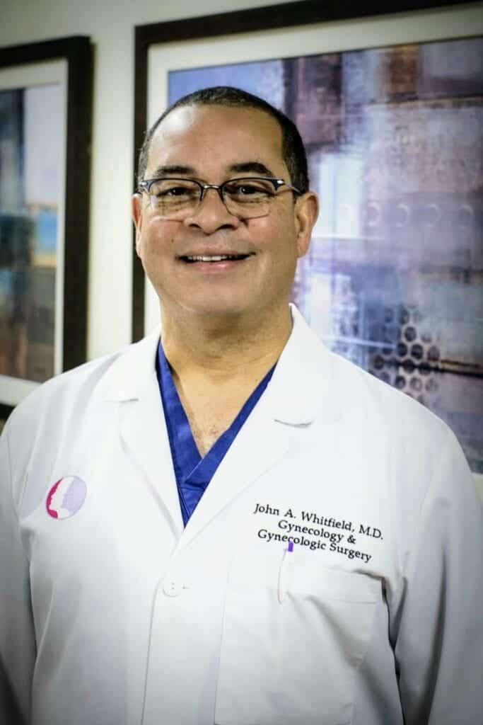 John A. Whitfield, MD